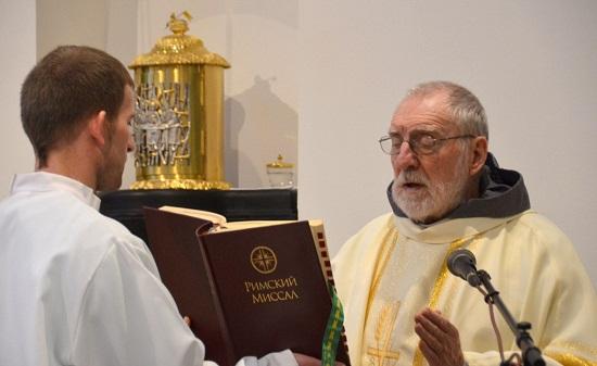 50 лет священства о. Ивана